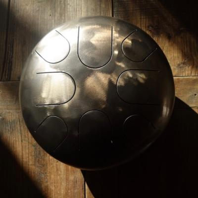 Steel tongue drum 8 notes